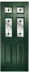 Quartz 4 Green Kara Green Zinc