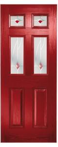 Quartz 4 Red Marmara Red