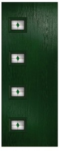 Saturn 4 Left Green Kara Green